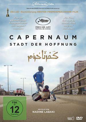 Capernaum - Stadt der Hoffnung (Cafarnaúm, 2018)
