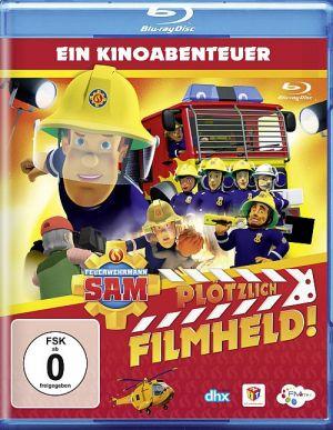Feuerwehrmann Sam - Plötzlich Filmheld! (Fireman Sam: Hollywood Hero, 2019)