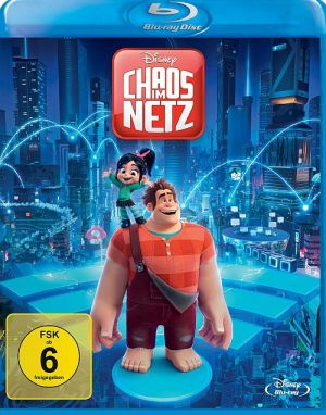 Chaos im Netz (Ralph breaks the Internet, 2019)