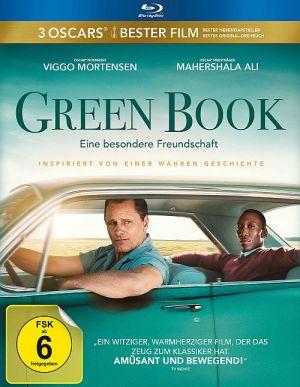 Green Book - Eine besondere Freundschaft (BD) 2018