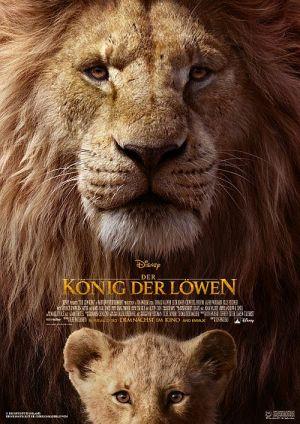 Der König der Löwen 3D, The Lion King (Kino) 2019