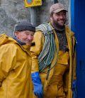 James Purefoy, David Hayman, Fisherman's Friends (Szene) 2019