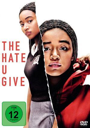 The Hate U Give (DVD) 2018