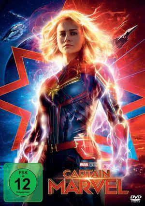 Captain Marvel (DVD) 2019