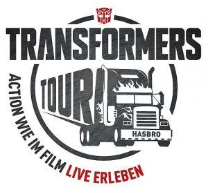 Das Transformers Truck Tour 2019-Logo