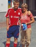 Toni Kroos mit Mutter, Kroos (Szene 18) 2019