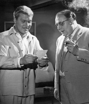 Drillinge an Bord (Szene) 1959