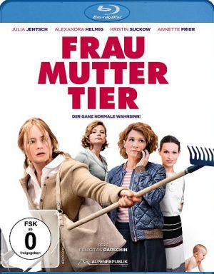 Frau Mutter Tier (BD) 2018