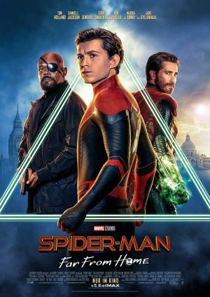 Spider-Man: Homecoming 2 (3D) (2019)