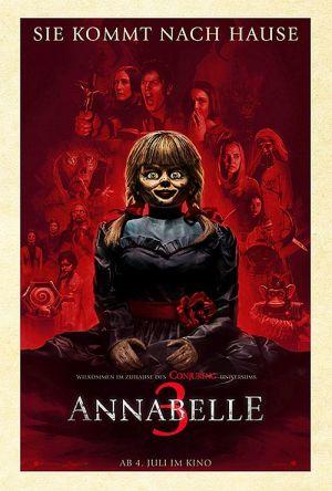 Annabelle 3, Annabelle Comes Home (Kino) 2019