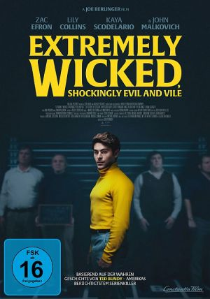 Extremely Wicked, Shockingly Evil and Vile (DVD) 2019