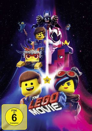 The Lego Movie 2 (3D), The Lego Movie 2: The Second Part 3D (DVD) 2019
