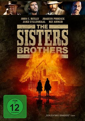 The Sisters Brothers (DVD) 2018