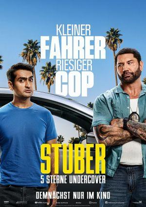 Stuber - 5 Sterne Undercover (Kino) 2019