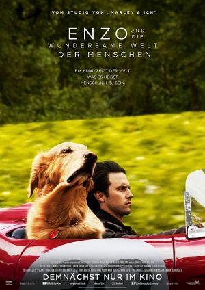 Enzo und die wundersame Welt der Menschen, The Art of Racing in the Rain (Kino) 2019