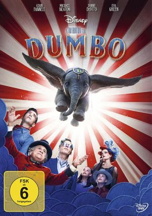 Dumbo (DVD) 2019