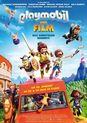 Playmobil - Der Film, Playmobil - The Movie (Kino) 2019