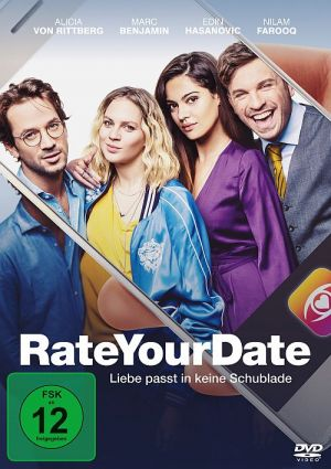 RateYourDate: Liebe passt in keine Schublade, Rate Your Date (DVD) 2018