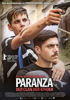 Paranza - Clan der Kinder, La paranza dei bambini (Kino) 2019