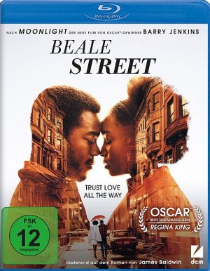 Beale Street, If Beale Street Could Talk (BD) 2018