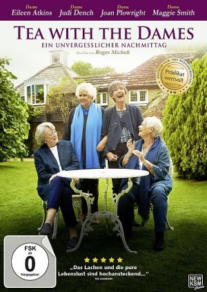 Tea With The Dames - Ein unvergesslicher Nachmittag (Nothing Like a Dame, 2018)