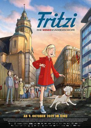 Fritzi - Eine Wendewundergeschichte (Kino) 2018