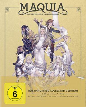 Maquia - Eine unsterbliche Liebesgeschichte (Limited Collector's Edition), Sayonara no asa ni yakusoku no hana o kazarô (BD) 2018