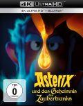 Asterix und das Geheimnis des Zaubertranks (4K Ultra HD + Blu-ray)
