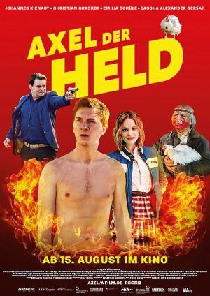 Axel, der Held, Axel der Held (Kino) 2018