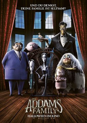 Die Addams Family, The Addams Family (KinoTeaser) 2019