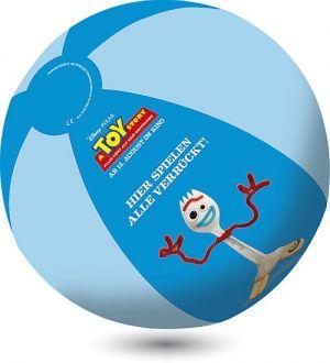 """Wasserball mit """"A Toy Story: Alles hört auf kein Kommando""""-Motiv"""