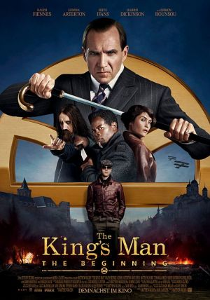 The King's Man - The Beginning, The King's Man (KinoTeaser) 2020