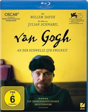Van Gogh - An der Schwelle zur Ewigkeit, At Eternity's Gate (BD) 2018