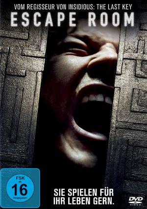 Escape Room (DVD) 2019