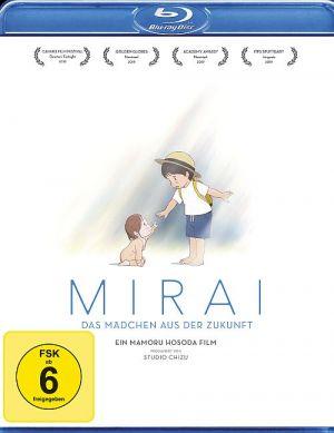 Mirai - Das Mädchen aus der Zukunft, Mirai no Mirai (BD) 2018