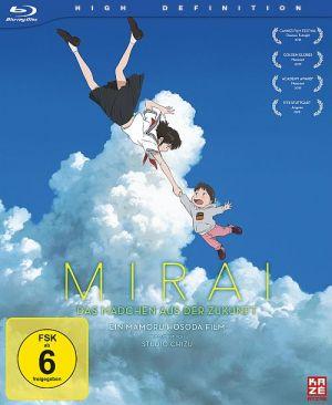 Mirai - Das Mädchen aus der Zukunft - Blu-ray Deluxe Edition, Mirai no Mirai (BD) 2018