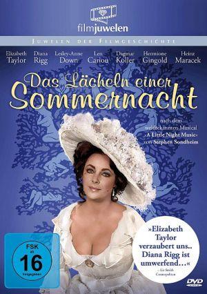 """Das Lächeln einer Sommernacht (""""Sommarnattens leende"""" 1955)"""