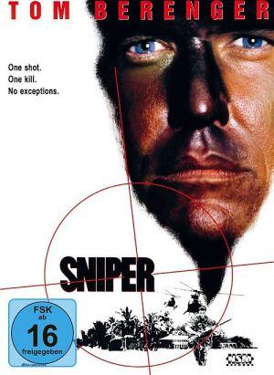 Sniper - Der Scharfschütze (Mediabook - Cover C) (Blu-Ray + DVD)  (MB, BD, DVD) 1993