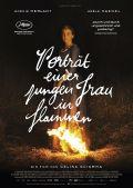 """Porträt einer jungen Frau in Flammen (""""Portrait de la jeune fille en feu"""", 2019)"""