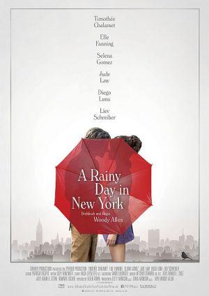 A Rainy Day in New York (Kino) 2019