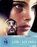 Léon - Der Profi Limited 25th Anniversary Steelbook Edition (4K Ultra HD + Blu-ray)