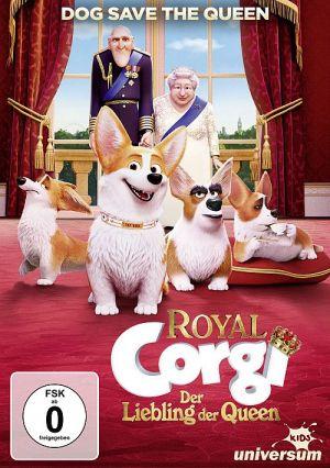 Royal Corgi - Der Liebling der Queen, The Queen's Corgi (DVD) 2018