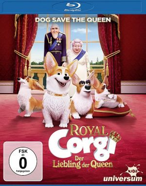 Royal Corgi - Der Liebling der Queen, The Queen's Corgi (BD) 2018