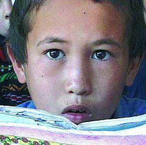 Afghanisches Alphabet