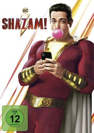 Shazam! (DVD) 2019
