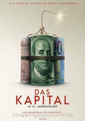 Das Kapital im 21. Jahrhundert, Capital in the Twenty-First Century (Kino) 2019