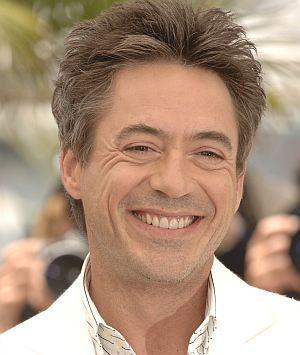 Robert Downey Jr. in Cannes 2006