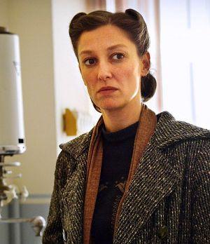 """Alexandra Maria Lara in """"Und der Zukunft zugewandt"""" (2018)"""