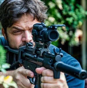 """Ohad Knoller ist """"Die Agentin"""" (""""The Operative"""", 2019)"""