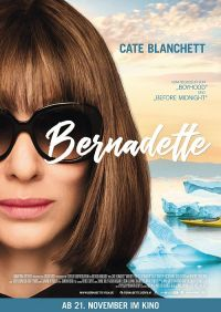 Bernadette; Where'd You Go, Bernadette; Wo steckst du, Bernadette (Kino) 2018